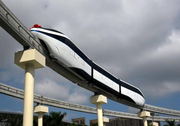 មិនធម្មតា! ប្រព័ន្ធផ្លូវរថភ្លើងអាកាសរបស់ចិន «Cloud Rail» ដាក់ដំណើរការ ជាមួយនឹងសមត្ថភាពដ៏អស្ចារ្យ