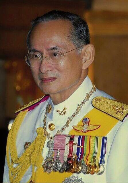 Breaking News! ស្ដេចប្រទេសថៃ ព្រះអង្គ Bhumibol Adulyadej បានសោយទិវង្គតហើយ!
