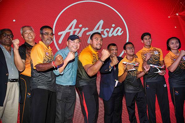 AirAsia ផ្តល់ជូនការហោះហើរឥតគិតថ្លៃ សម្រាប់ម្ចាស់មេដាយ កីឡាប៉ារ៉ាឡាំពិក