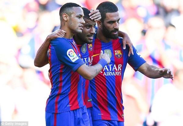 Messi វិលត្រលប់មកជួយក្រុមវិញ ខណៈ Real និង Atletico បំបាក់គូប្រកួតក្នុងលទ្ធផល យ៉ាងចាស់ដៃ យប់មិញ (មានវីដេអូ)